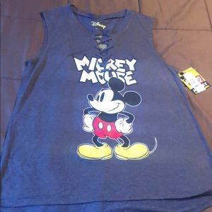 XL Mickey Mouse tank